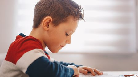 Home schooling. Picture: Getty Images/iStockphoto/Sneksy