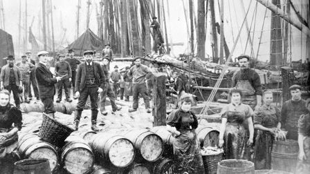 There was a time…rare photographs of the glory days of the fishing industry on the East Anglian coas
