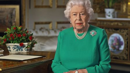 The Queen got the balance right, says James, but will we? Photo: Buckingham Palace/PA Wire
