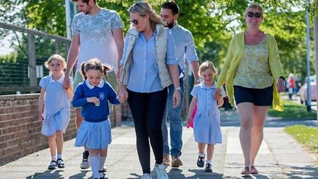 Young children could start returning to nurseries in from June 1, with the aim for all primary schoo