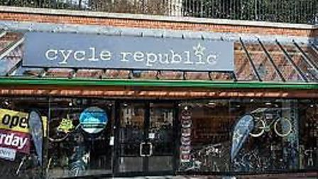 Cycle Republic is being saved from closure in Norwich. Pic: Archant
