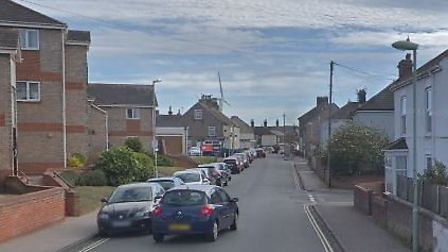 Arturas Kliauga was arrested on Love Road, Lowestoft, in July 2019. Picture: Google Maps