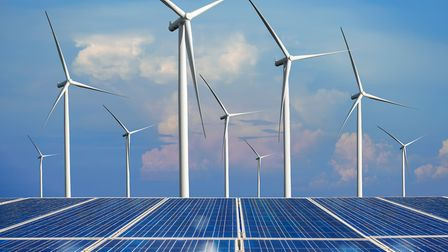 Use this time under lockdown to search and switch to a green energy supplier Picture: Getty Images