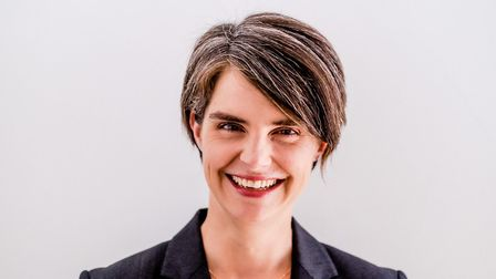 Norwich North MP Chloe Smith is to raise the issue of free school meal vopuchers with ministers. Pic