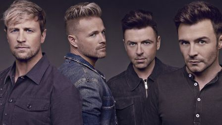 Westlife have cancelled their Norwich gig at Carrow Road because of coronavirus. Picture: Rhodes Med