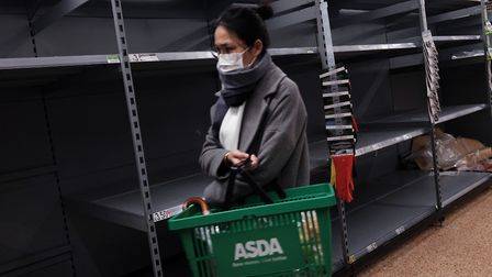 Face coverings should be worn in enclosed spaces such as public transport and some shops, the govern