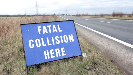 An inquest has been held into the death of a man who died in a crash on the A47. Picture: Matthew Us