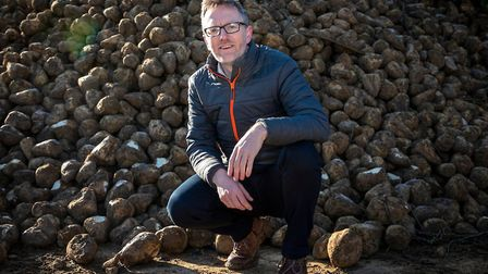 Peter Watson is the agriculture director of British Sugar. Picture: Gary Naylor