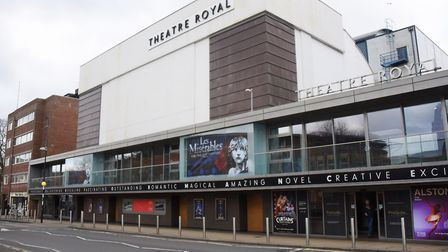 The Theatre Royal, Norwich, has been forced to postpone and cancel a host of shows due to the corona