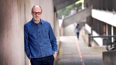 Henry Sutton, director of UEA's MA programme in creative writing. Picture: Archant