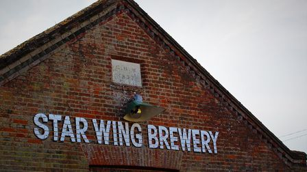 Star Wing Brewery, near Diss, has been given permission to create an open air theatre following the