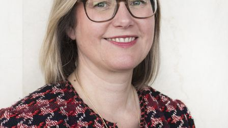 Norfolk head of public health Dr Louise Smith. Picture: Norfolk County Council