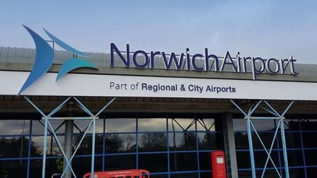 Norwich Airport. Pic: Archant