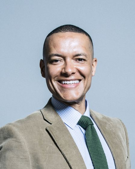 South Norfolk MP Clive Lewis has spoken out on the latest Public Health England figures. Picture: UK