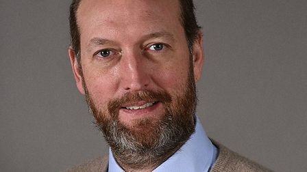 Bill Borrett, Conservative county council cabinet member for adult social care. Pic: Norfolk Conserv