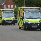 The East of England Ambulance Trust investigated three sudden deaths of staff members last year. Pho