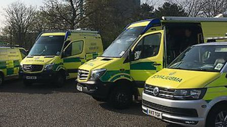 The paramedic said while it had been a distressing time, the government had responded with long-need