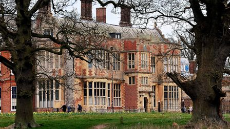 Beautiful Felbrigg Hall - one of the many National Trust properties. Picture: Archant