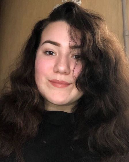 Poppy Nash, 15, is a Year 10 student at Hellesdon High School and writer Picture: Poppy Nash