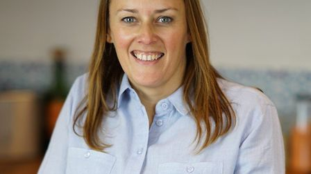 Nutritional therapist Catherine Jeans, who is based at Norwich's The Family Nutrition Expert Picture