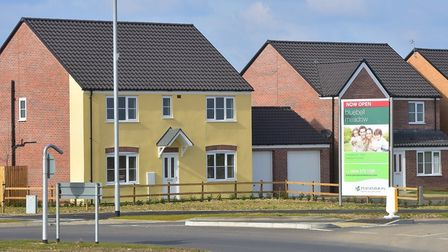 Persimmon will reopen eight developments for prospective buyers in the coming days. Pic: Persimmon/A