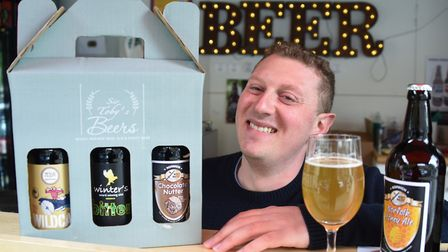 Toby Westgarth, co-owner of Sir Toby's Beers, explains the difference between various types of beers