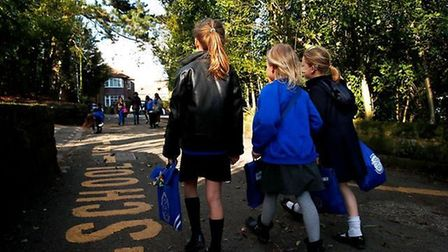 Social distancing at the start and end of each school day is among the questions teachers are being