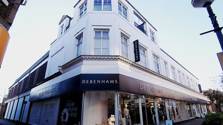Debenhams has confirmed its branch on the High Street in King's Lynn will not be reopening Picture: