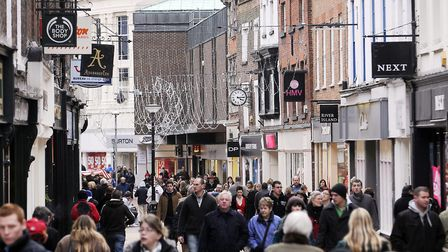 Discover King's Lynn is supporting town centre retailers with signage and dvice, as shops prepare to