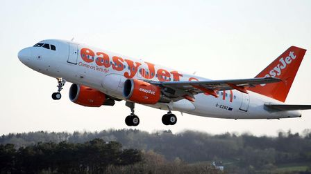 Nine million customers have been impacted by a cyber attack on EasyJet. Photo credit should read: Ba