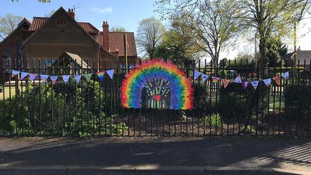 Heacham Infant and Junior schools are among those which could reopen on June 1 Picture: Heacham In