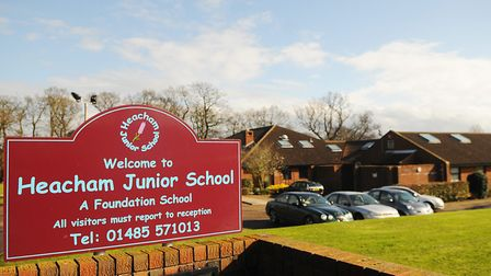 Let's get cooking courses at (pictured) Heacham Junior School.PHOTO: IAN BURTCOPY:Annabelle DicksonF
