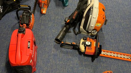 Contact police on 101 if you recognise any of these stolen items, believed to have been taken in Kin
