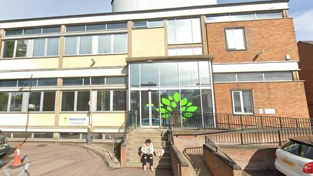 The NSFT service for children and young people on 80 St Stephens in Norwich. Picture: Google