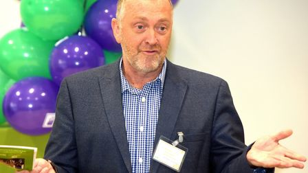 Sir Steve Lancashire, chief executive of the REAch2 Academy Trust. Picture: Mick Howes