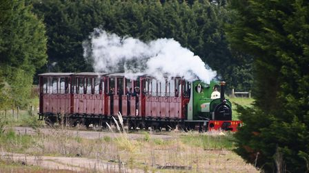 Bressingham Steam and Gardens, near Diss, is the focus of new Channel 5 documentary 'Inside the Stea