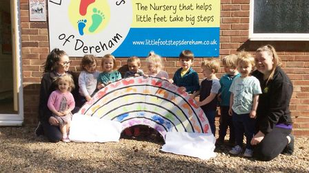 Little Footsteps Childcare in Dereham made the decision to remain open during the coronavirus crisis