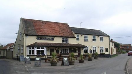 The Black Swan in Horsham St Faith Picture: Archant