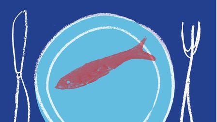 The Red Herring Book of Food Facts by Judith Ellis Picture: The Red Herring Book