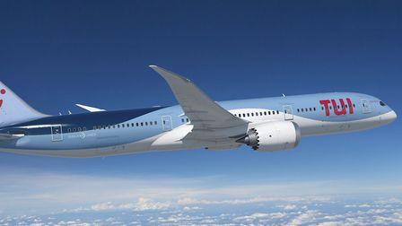 A Tui flight Picture: The Boeing Company