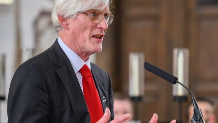Norwich City Council leader Alan Waters. Photo: Norwich City Council / Bill Smith