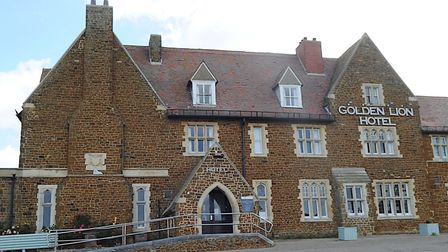 The Golden Lion Hotel, in Hunstanton, which has ceased trading Picture: Chris Bishop