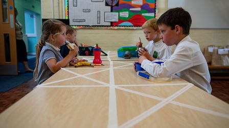 Nursery and primary pupils could return to classes from June 1 following the announcement of plans f
