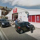 The QD branch in Cadogran Road, Cromer. Picture: Google StreetView
