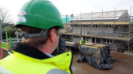 South Norfolk Council intends to speed up planning decisions to get more construction done. Picture: