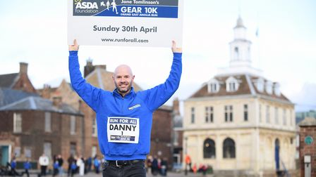 Former professional footballer Danny Mills, who reached the finals of Celebrity Masterchef in 2012,
