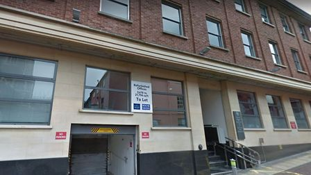Lawrence House, Norwich, was bought by the city council as the coronavirus pandemic hit. Photo: Goog
