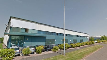 Norwich City Council has bought units on Stafford Park industrial estate in Telford for £14.5m. Imag