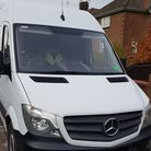 Two men have been jailed for their roles in a Mercedes Sprinter van conspiracy Picture: Suffolk Poli