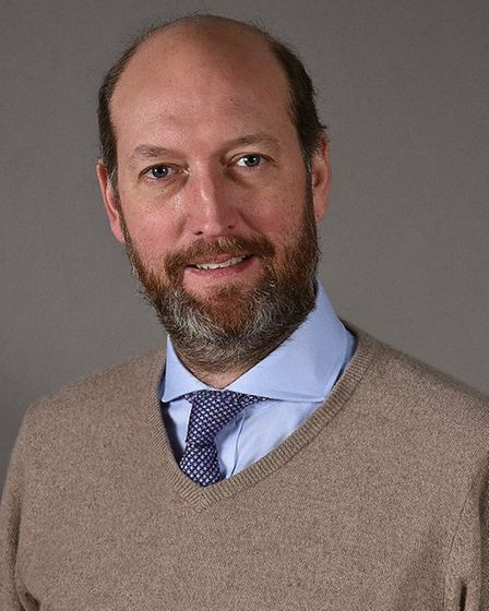 Bill Borrett, cabinet member for adult social care at Norfolk County Council. Pic: Norfolk Conservat